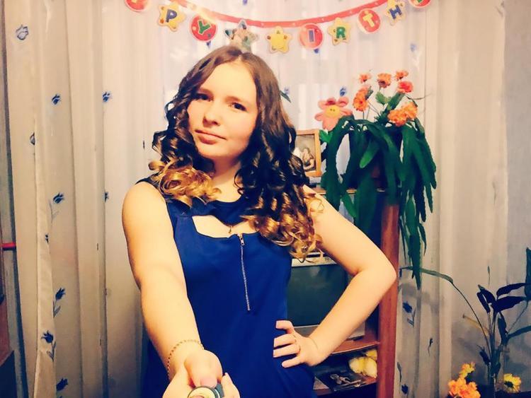 Alena Styukhina, 15 tuổi người Nga, chết vì ngộ độc khí.