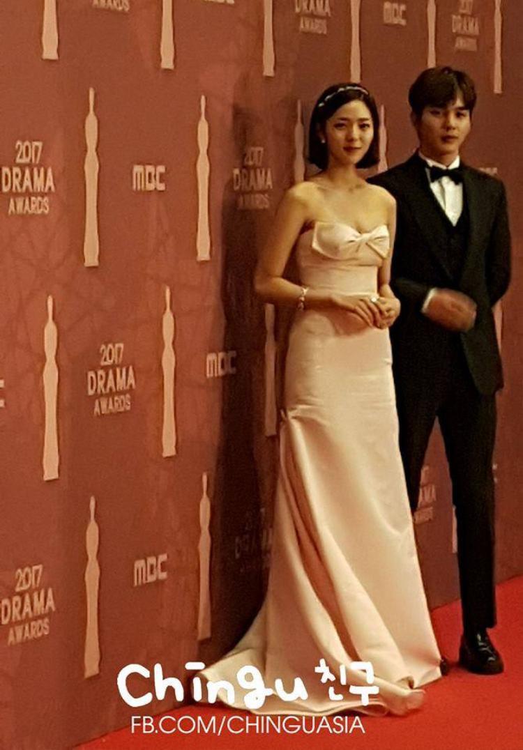 Cặp đôi I'm Not A RobotYoo Seung Ho & Chae Soo Bin.