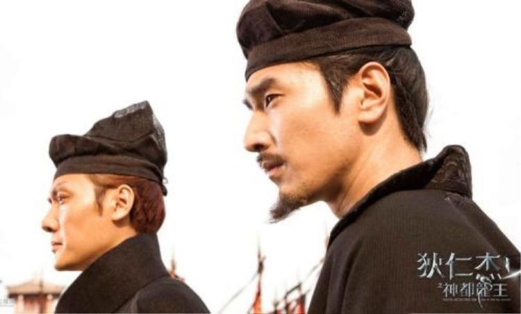 Địch Nhân Kiệt chi Tứ đại thiên vương - Bộ phim không nên bỏ lỡ của trường phái diễn xuất thực lực