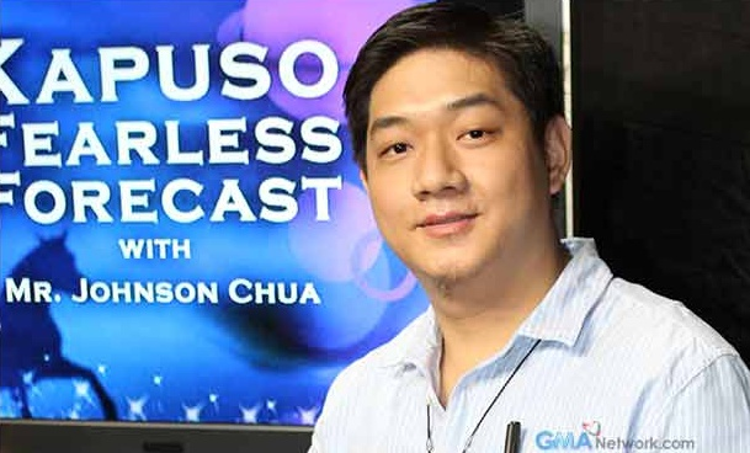 Chuyên gia phong thủyJohnson Chua. Ảnh:GMA Network