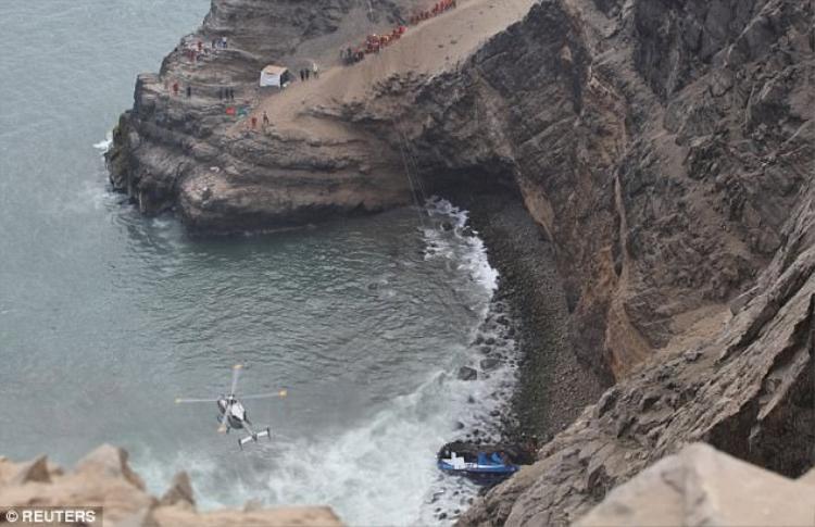 Vụ tai nạn đó khiến ít nhất 36 người thiệt mạng.