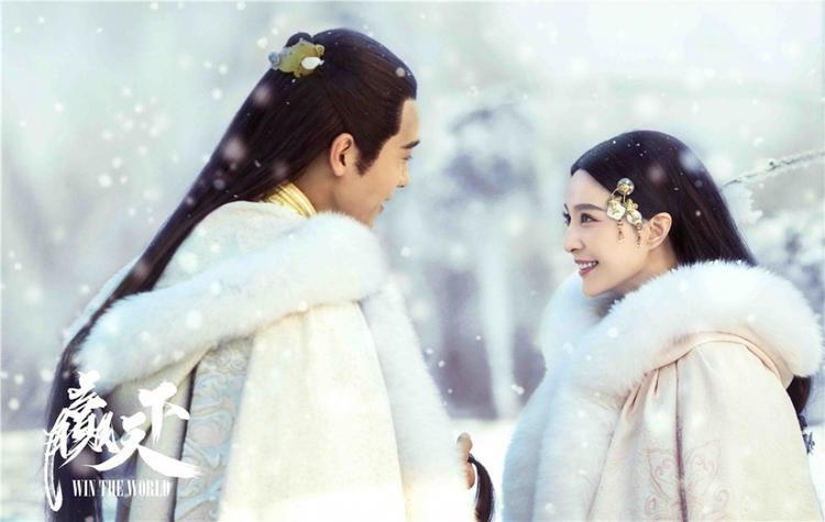 """""""Thắng thiên hạ"""" hứa hẹn sẽ tiếp bước như """"Võ Mỵ Nương"""" trở thành bộ phim gây sốt rating đầu năm 2018."""