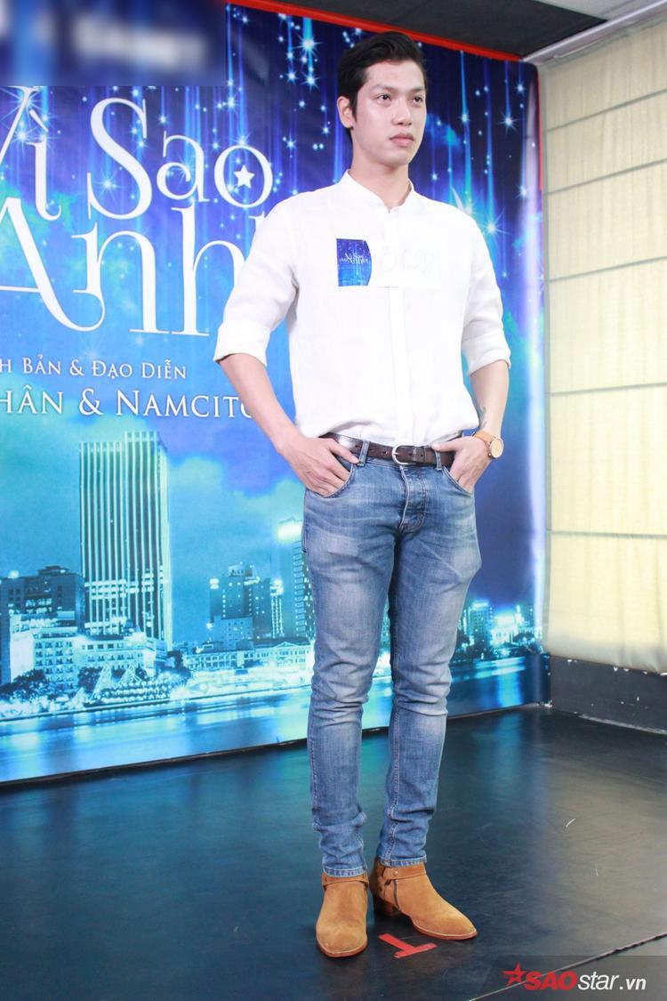 Vũ công, diễn viên Hiền Sến gây bất ngờ với màn casting bá đạo.