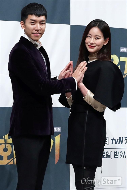 Nam nữ chính Lee Seung-gi và Oh Yeon‑seo.