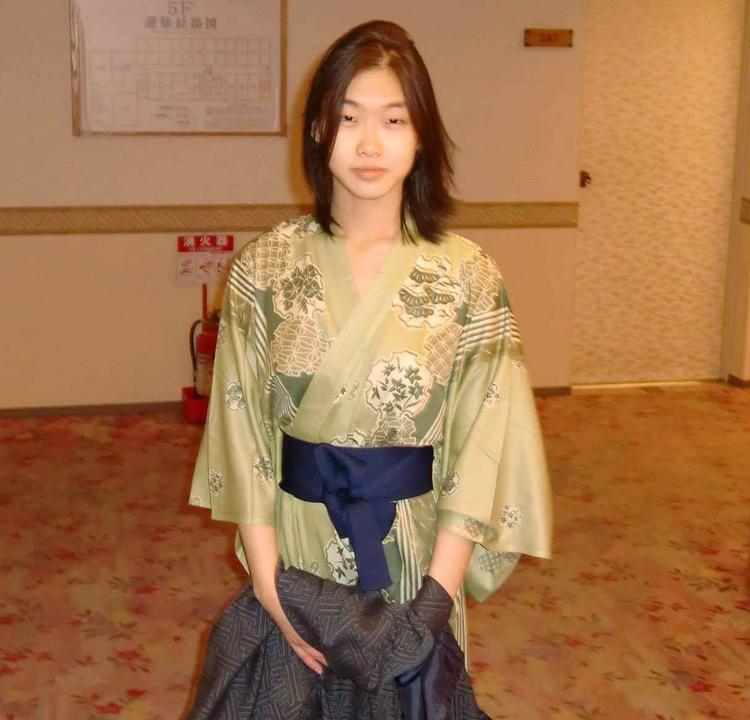 Sing Yu hào hứng khi được tới Nhật Bản.