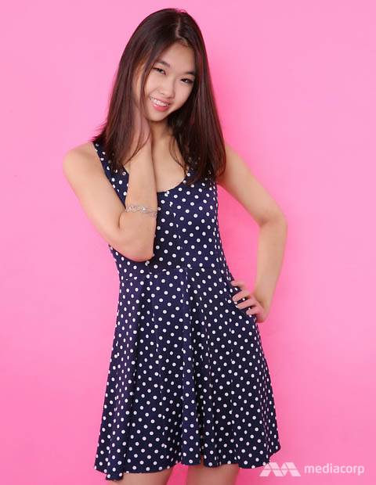 Sing Yu xinh đẹp và năng động ngày nào.