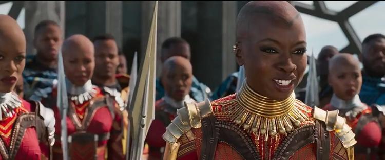 Cuộc chiến tại vương quốc Wakanda chính thức nổ ra trong đoạn clip mới của Black Panther