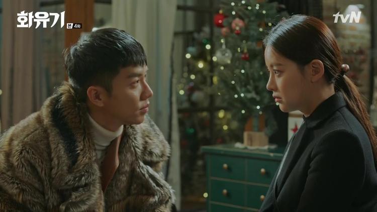 Khán giả hiện đang vô cùng tò mò về chuyện tình có một không hai về cặp đôi Đường Tăng - Ngộ Không.