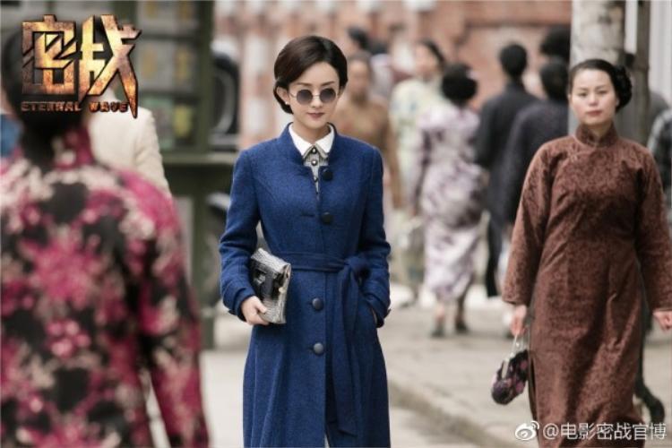 Diễn xuất ở mảng điện ảnh của Triệu Lệ Dĩnh liên tục khiến nhiều người thất vọng.