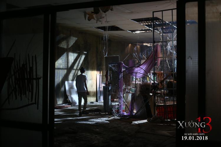Trương Mỹ Nhân, Tuấn Trần lên tiếng khi phải quay phim kinh dị trong ngôi nhà ma hàng thật