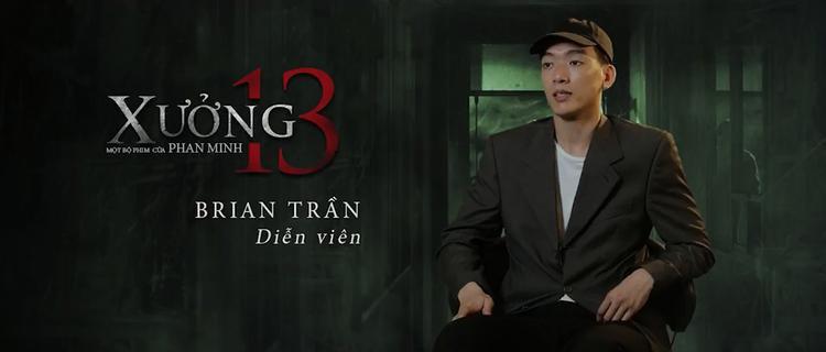 Brian Trần.