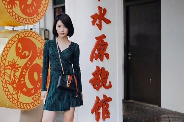 Loạt ảnh du lịch đáng ghen tỵ của Quỳnh Anh Shyn.