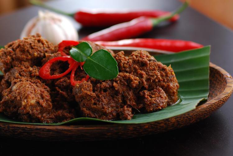 Món ăn này là một đại diện khác đến từ châu Á.