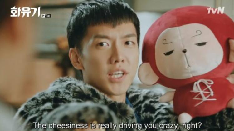 Ngay cả Oh Gong cũng tự cảm thấy tình cảm với Sun Mi điên rồ hết sức!