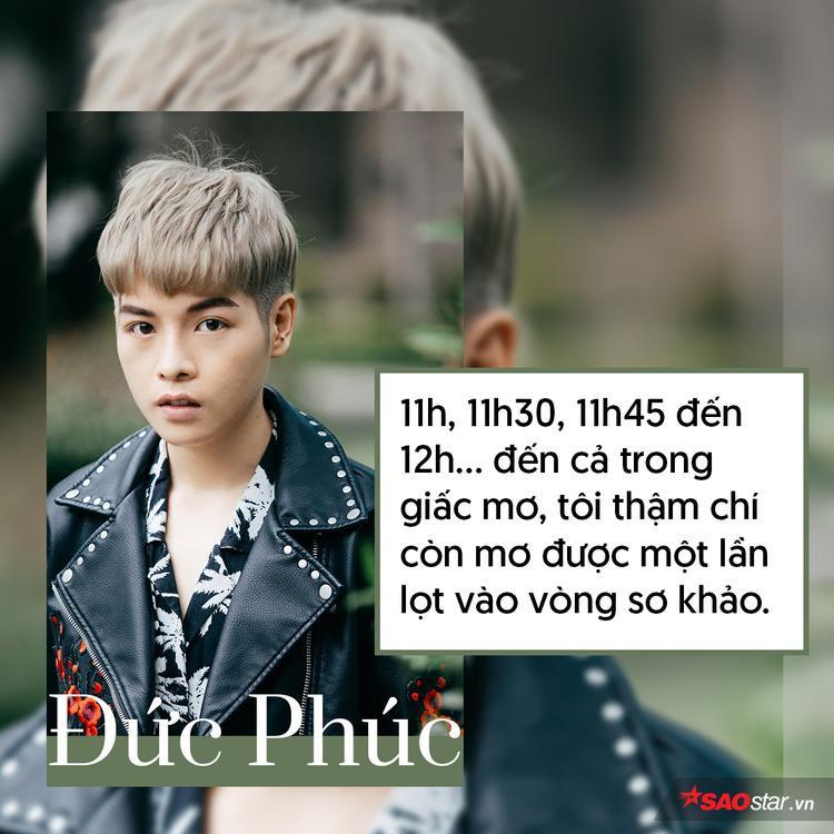 Đức Phúc: Từ không có ý định thi đến cơ duyên thành Quán quân Giọng hát Việt