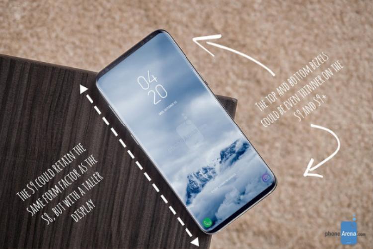 Samsung Galaxy S9 sẽ là một trong những chiếc smartphone mở màn cho phân khúc điện thoại cao cấp 2018.