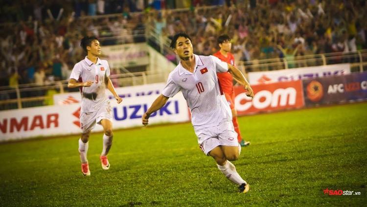 Công Phượng sẽ lần thứ 2 ghi bàn vào lưới U23 Hàn Quốc.