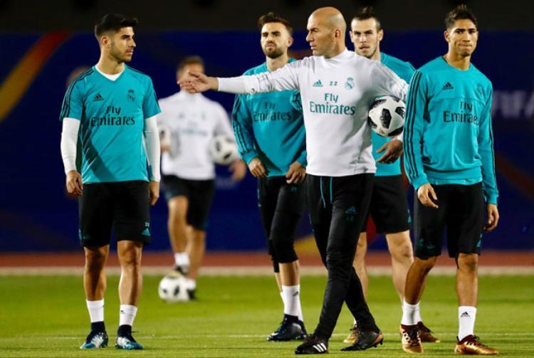 Một số cầu thủ trẻ của Real bất bình vì không thường xuyên được HLV Zidane trọng dụng.