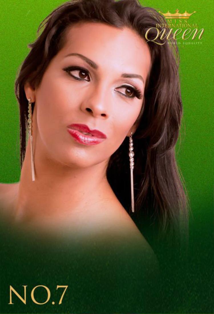 Mỹ nữ Honduras cũng có nhan sắc kém duyên và có phần thô cứng.