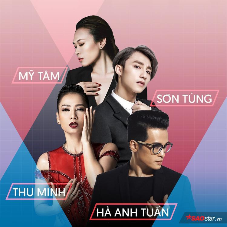 Ali Hoàng Dương, Hiền Hồ mong Sơn Tùng M-TP ngồi ghế nóng, còn bạn thì sao?