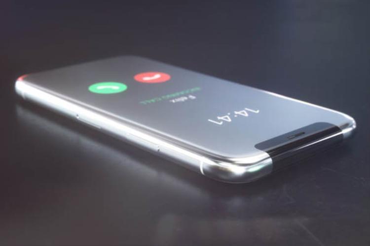 Curved.de, tác giả của bản thiết kế iPhone X độc đáo này, cho biết khi gập lại, chiếc máy có kích thước chỉ nhỉnh hơn iPhone SE một chút.