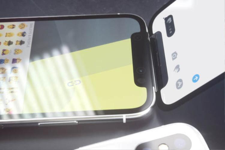 Chiếc điện thoại này sẽ có tới hai màn hình với kích thước khá lớn. Để làm được điều này, trước hết Apple phải trang bị cho máy một viên pin tốt để có thể vận hành được hệ thống khá tiêu tốn năng lượng này.