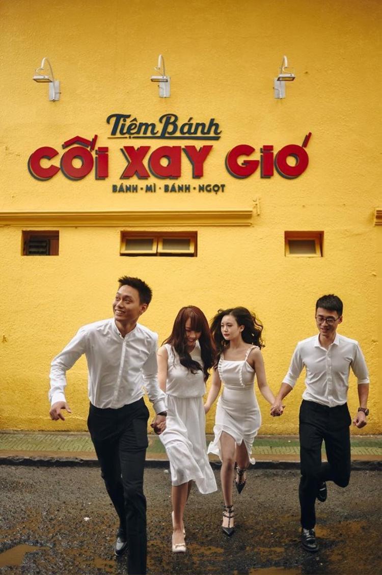 Sau đám cưới, vợ chồng Nhật Anh - Trang Đinh cũng gửi lời cảm ơn mọi người đã tới chung vui.