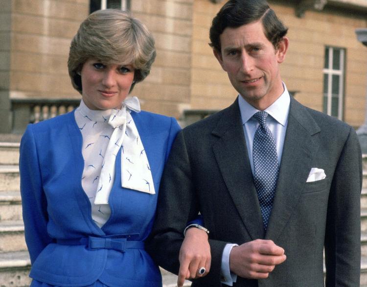 Chiếc nhẫn từng được công nương Diana đeo.