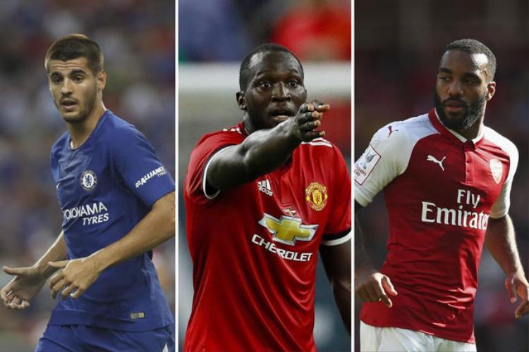 Sau nửa mùa giải: Lukaku, Morata và Lacazette ai ngon hơn?