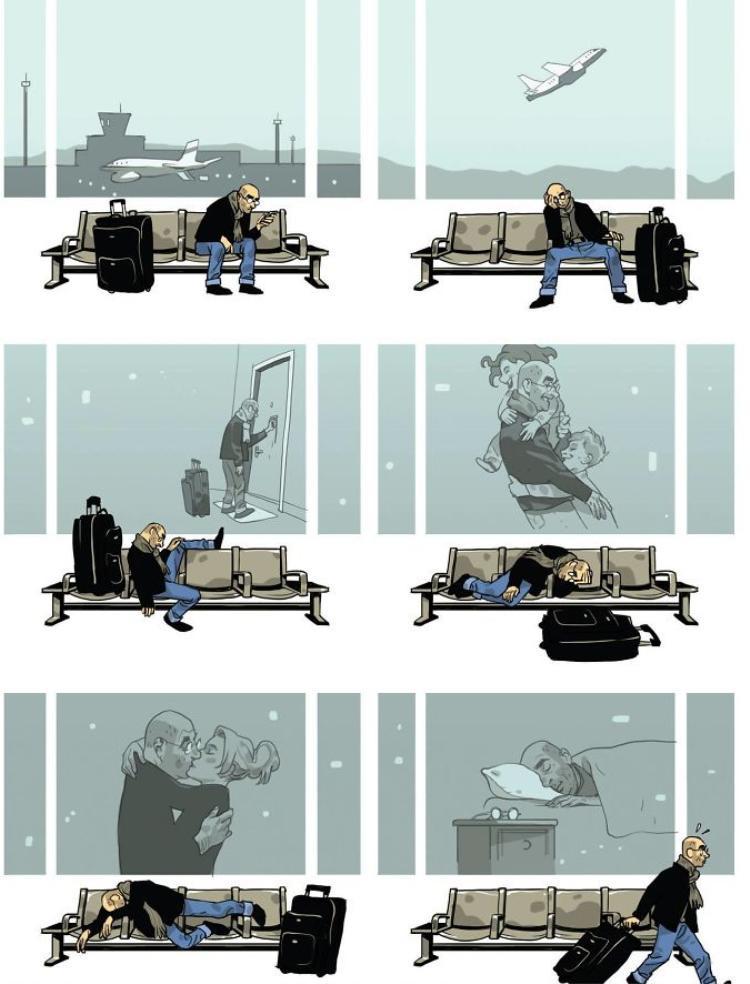 Những chuyến bay bị delay khiến con người mệt mỏi, tốn thời gian và không còn háo hức với chuyến đi nữa