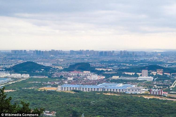 Vụ việc đau lòng xảy ra tại Trường Trung học Jinshi, Phúc Kiến, Trung Quốc.