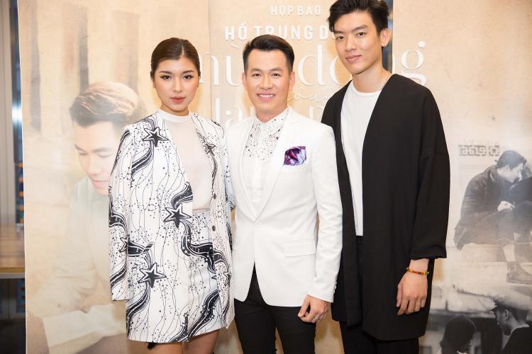 Đồng Ánh Quỳnh ngọt ngào, xứng đôi bên người tình mới Brian Trần