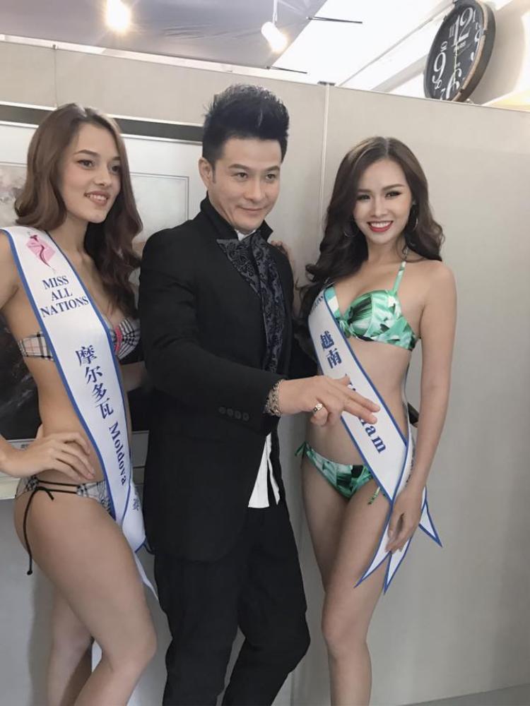 Thanh Trang: Nỗ lực tại Hoa hậu Các quốc gia để chứng tỏ HHHV Việt Nam loại oan tôi