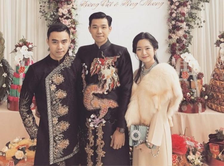 3 anh em nhà Tân Hoàng Minh