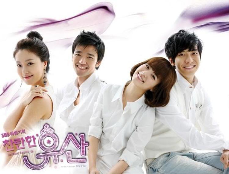 Người thừa kế sáng giá là tác phẩm có rating cao nhất đến lúc này của Seung Gi.