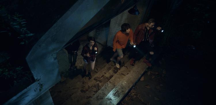 Xưởng 13: Phim kinh dị lên án nạn sống ảo quay clip câu view của giới trẻ