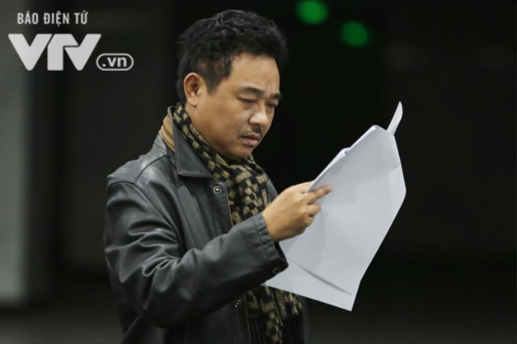 Nghệ sĩ Quốc Khánh tiếp tục làm Ngọc Hoàng trong Táo Quân năm này chính là một tin vui với người hâm mộ.