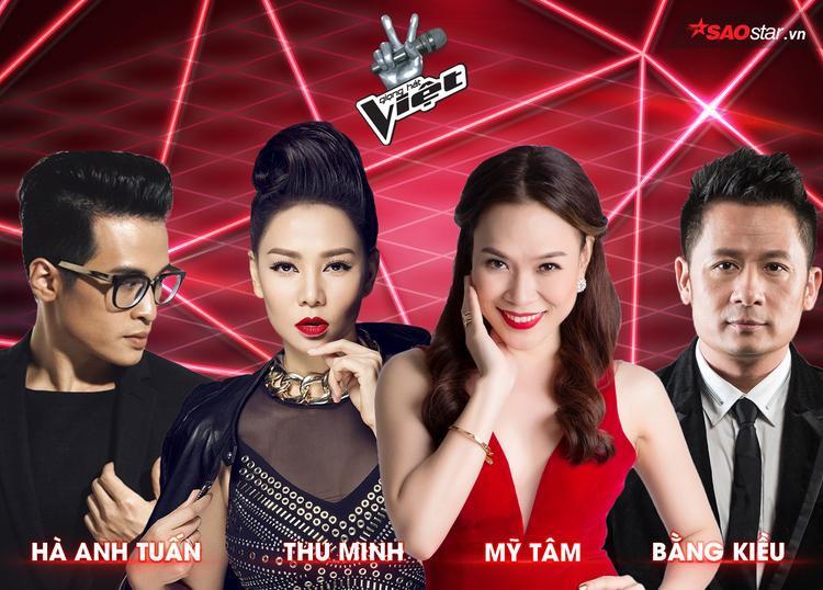 The Voice 2018: Bạn muốn ai sẽ cầm trịch vị trí ghế nóng?