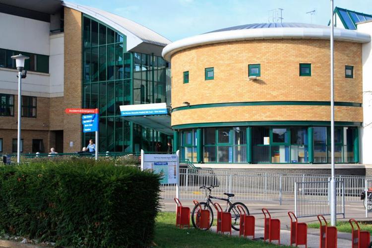 Bệnh viện Princess Alexandra được xếp hạng dịch vụ tồi nhất nước Anh.