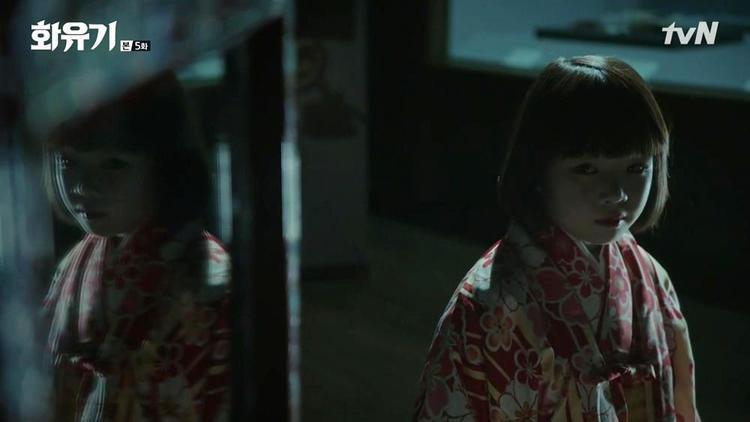 Con ma cô bé 8 tuổi Akiko