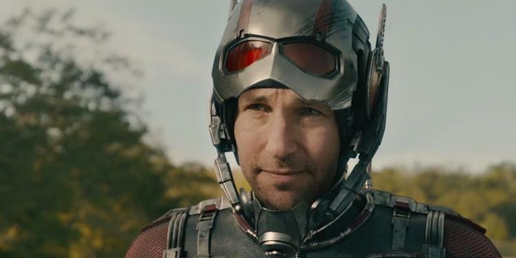 Ant-man (Scott Lang).
