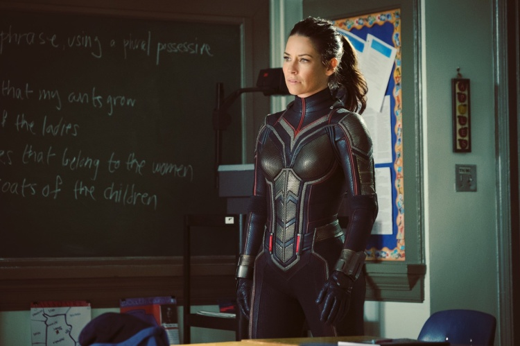 Hope van Dyne (Evangeline Lilly)