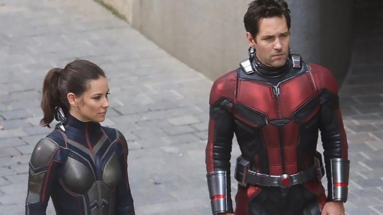 Ant-man và Wasp.