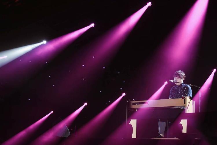Mr. Siro có màn trình diễn sân khấu sự kiện âm nhạc lớn cuối năm.