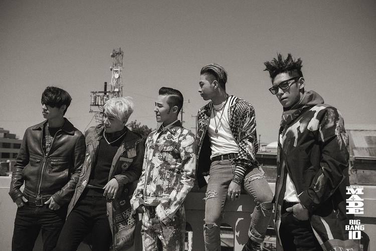 MADE (2015) là album nhạc mới nhất của BigBang.
