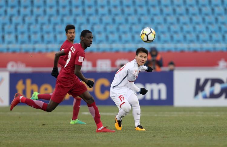 U23 Qatar là bại tướng mới nhất của U23 Việt Nam.