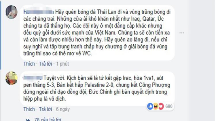Quên Thái Lan và vùng trũng bóng đá đi, Việt Nam nên tập quen với vị thế ông trùm châu Á