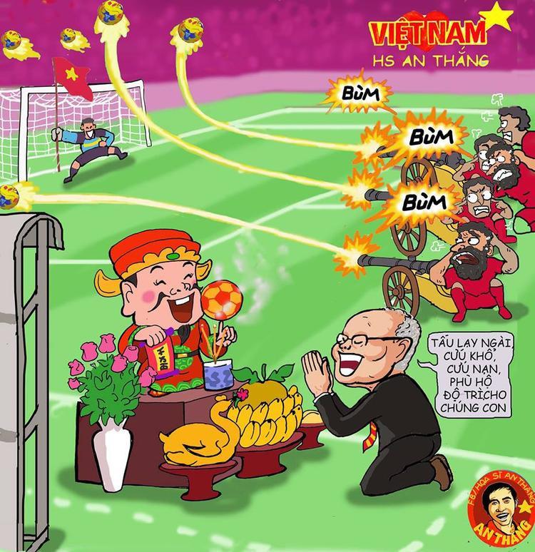 Trước đó, trận đấu giữa U23 Việt Nam và U23 Syria cũng diễn ra nghẹt thở giống như đêm qua.