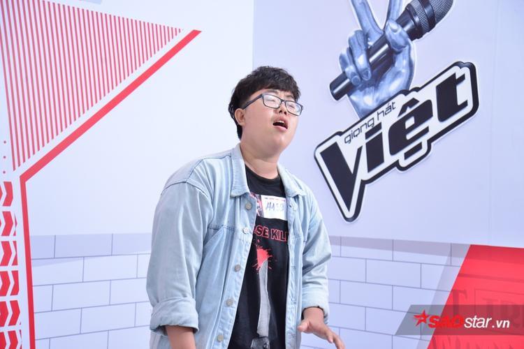 Xuất hiện thí sinh sở hữu vẻ ngoài giống Noo Phước Thịnh ở tuyển sinh The Voice 2018
