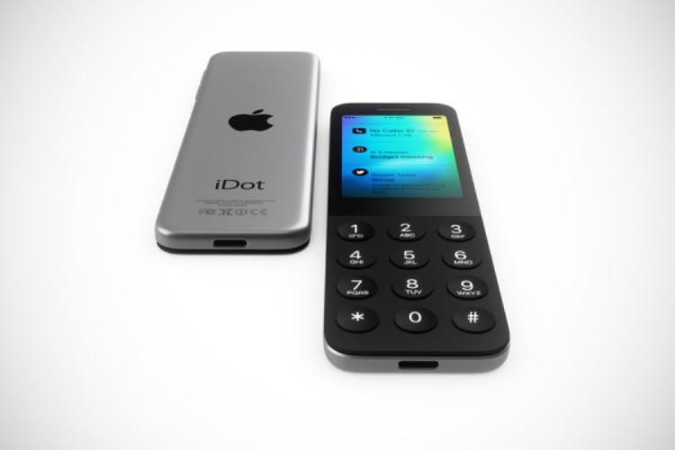 Thiết kế của chiếc máy này được lấy cảm hứng từ chiếc điều khiển của Apple TV.